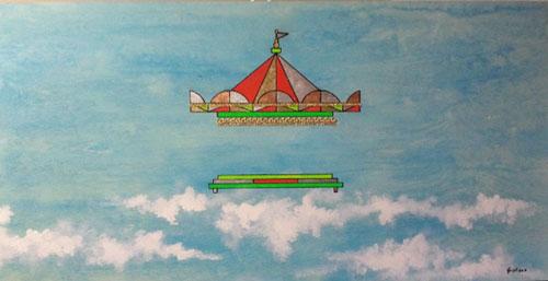 La giostra sulle nuvole. Catello Raffone2 (Gialissa)