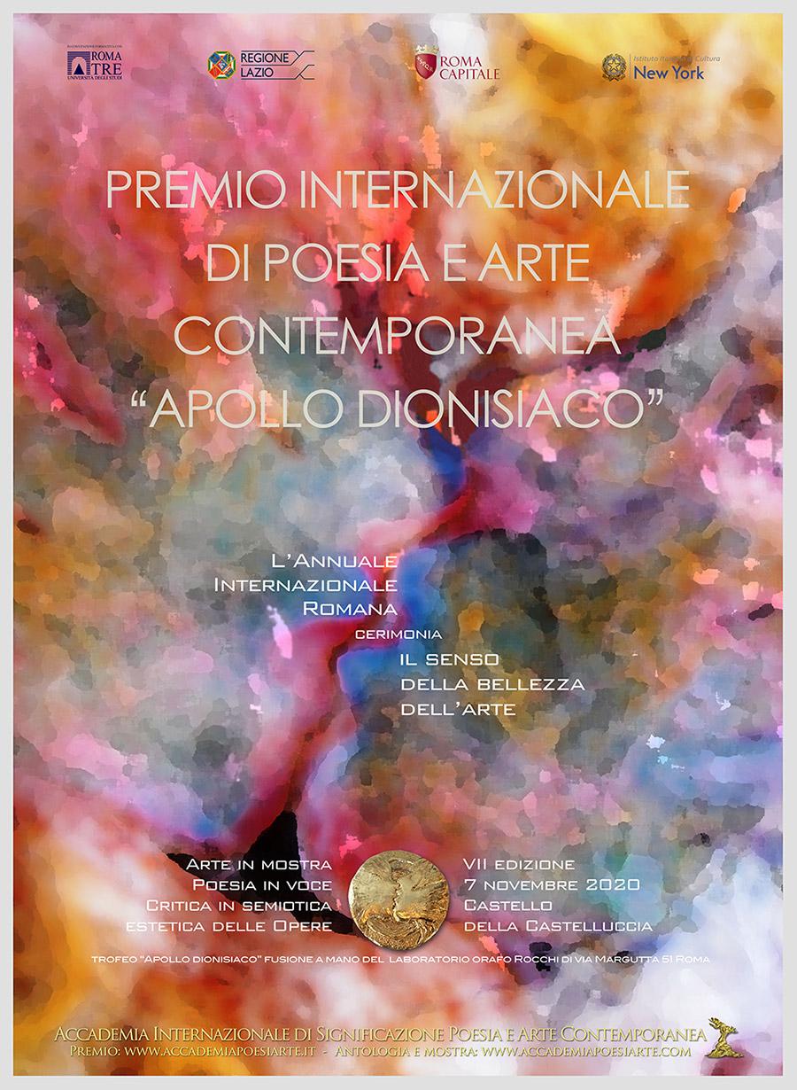 poster-premio-apollo-dionisiaco-roma-2020